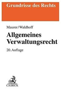 [해외]Allgemeines Verwaltungsrecht