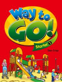 Way to Go Starter. 1(AudioCD2장, Workbook포함)
