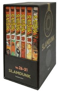 슬램덩크 오리지널 박스판 세트(26-31권)