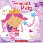 [해외]Princess Potty [With Sticker(s) and Punch-Out(s)] (Paperback)