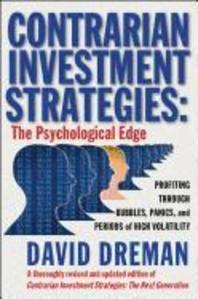 [해외]Contrarian Investment Strategies (Hardcover)