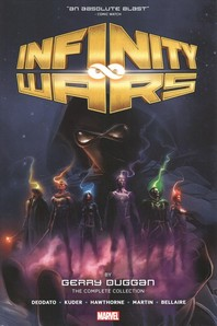 [해외]Infinity Wars by Gerry Duggan