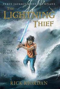 [해외]Percy Jackson and the Olympians the Lightning Thief (Hardcover)
