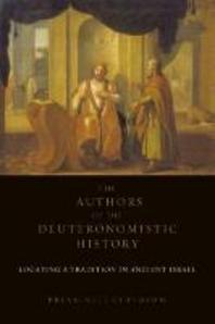 Authors Deuteronomistic History PB