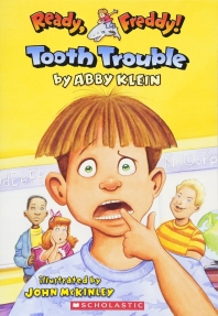 Ready, Freddy! #1 : Tooth Trouble, Rep/E