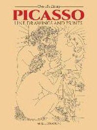[해외]Picasso Line Drawings and Prints