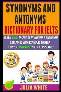 [해외]Synonyms And Antonyms Dictionary For Ielts