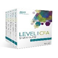 Wiley Study Guide for 2017 Level I CFA Exam