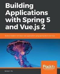 [해외]Building Applications with Spring 5 and Vue.Js 2 (Paperback)