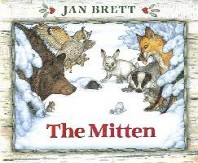 [해외]The Mitten (Hardcover)