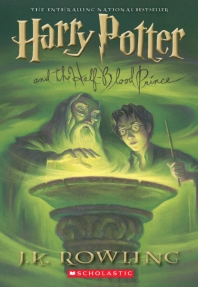 Harry Potter and the Half-Blood Prince (Book 6)(Paperback)