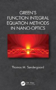 [해외]Green's Function Integral Equation Methods in Nano-Optics