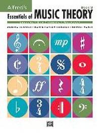 [해외]Alfred's Essentials of Music Theory, Bk 3 (Paperback)