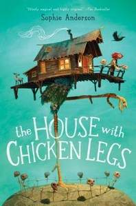 [해외]The House with Chicken Legs (Hardcover)