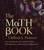 [해외]The Math Book (Hardcover)