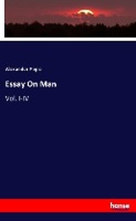 [해외]Essay On Man