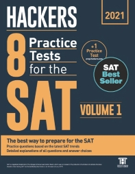 Hackers 8 Practice Tests for the SAT Volume. 1(2020)