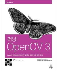 러닝! OpenCV 3(위키북스 데이터 사이언스 시리즈 14)