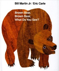 Brown Bear, Brown Bear, What Do You See?, PAP/E