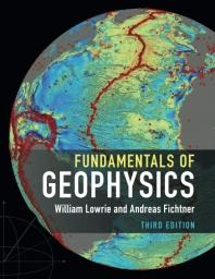 [해외]Fundamentals of Geophysics
