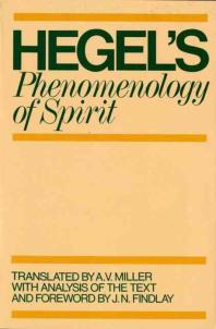[해외]Phenomenology of Spirit