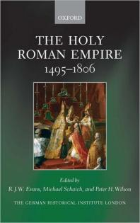 The Holy Roman Empire, 1495-1806