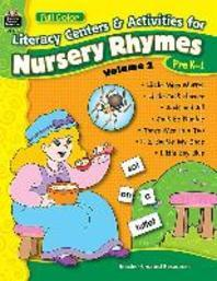 Literacy Centers & Activities for Nursery Rhymes