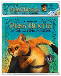 The Cat. The Boots. The Legend. [With CD (Audio)]