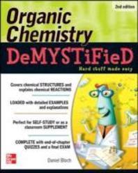 [해외]Organic Chemistry Demystified 2/E