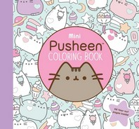 [해외]Mini Pusheen Coloring Book