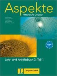 [해외]Aspekte 3 (C1) in Teilbaenden. Lehr- und Arbeitsbuch 3. Teil 1