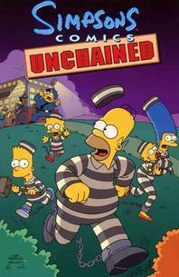 [해외]Simpsons Comics Unchained