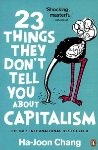 [보유]23 Things They Don't Tell You About Capitalism (Paperback)