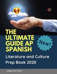 [해외]The Ultimate Guide AP Spanish Literature and Culture Prep Book 2020