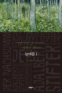 늦여름. 1(세계문학전집 87)(양장본 HardCover)