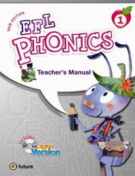 EFL Phonics. 1(Teacher s Manual)(New Edition)