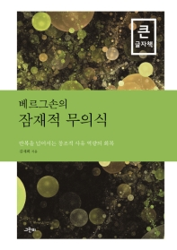 베르그손의 잠재적 무의식(큰글자책)