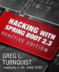 [해외]Hacking with Spring Boot 2.3 (Paperback)