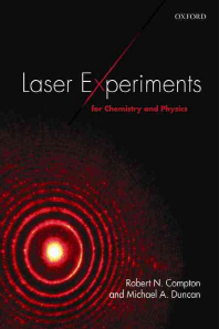 [해외]Laser Experiments for Chemistry and Physics