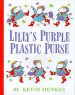 [해외]Lilly's Purple Plastic Purse