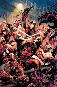 [해외]Absolute Carnage vs. Deadpool