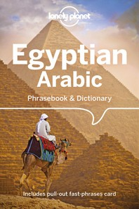 [해외]Lonely Planet Egyptian Arabic Phrasebook & Dictionary