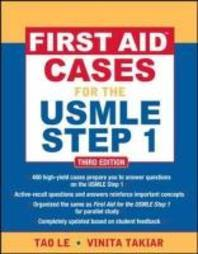 [해외]First Aid Cases for the USMLE Step 1, Third Edition