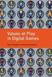 [해외]Values at Play in Digital Games (Paperback)