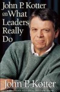 [해외]John P Kotter on What Leaders Really Do (Hardcover)