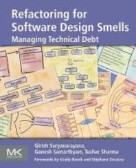 [해외]Refactoring for Software Design Smells (Paperback)