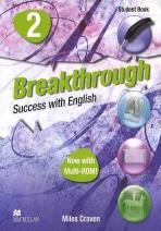 BREAKTHROUGH. 2(STUDENT BOOK)(CD1포함)