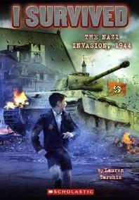 [해외]I Survived the Nazi Invasion, 1944 (Prebound)