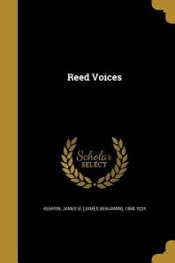 [해외]Reed Voices (Paperback)