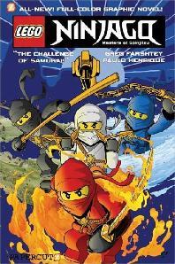 LEGO Ninjago #1: The Challenge of Samukai